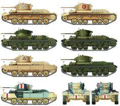 Valentine light infantry tank