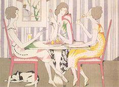Art by Yumeji Takehisa Japanese Illustration, Illustration Art, Illustrations, Picture Boxes, Good Old, Japanese Art, Art Images, Vintage Posters, Pop Art