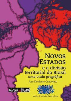 livro novos estados e a divisão territorial brasileira