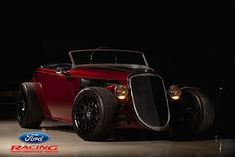 Factory Five '33 Roadster.