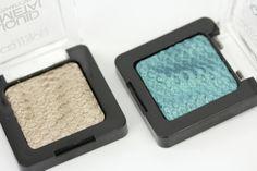 Review: Catrice Liquid Metal Eyeshadow (Under A Treasure + Petrol Pan) petrol pan is heel mooi heb ik zelf ook