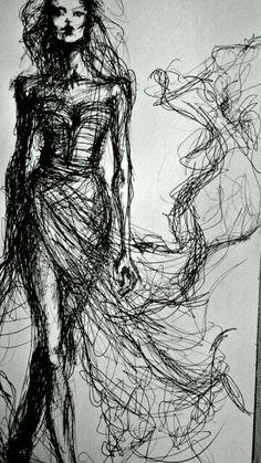 Elie Saab sketch