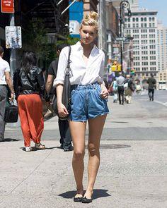 Short Denim Shorts – View Summer Denim Trends – (GALLERY) - Elle