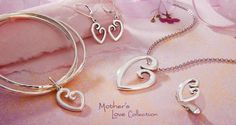 Surprise Mom this Mother's Day with a piece from our Mother's Love Collection.