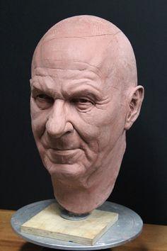 The sculptural art of sebastian Lochman