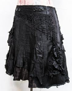 the Petra skirt.. patched together from a mix of antique & modern remnants. available in the gibbous shop.. http://gibbousfashions.com/shop.php