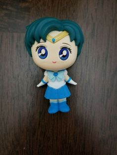 FUNKO MYSTERY MINIS SAILOR MOON WITH EXCLUSIVE SAILOR PLUTO WITH GARNET ROD