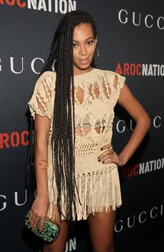 Getting my Box Braids this long maybe over the summer!