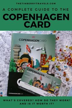 Here's our complete guide with lots of practical info an the answer to the most important question: Is a Copenhagen Card worth it? Visit Denmark, Denmark Travel, Denmark Europe, Denmark Food, Copenhagen Travel, Copenhagen Denmark, Stockholm Sweden, European Destination, European Travel