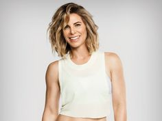 Jillian Michaels' foolproof guide for sticking to your fitness goals in 2019 — Well+Good - pinnereign Health And Fitness Tips, You Fitness, Fitness Goals, One Song Workouts, Easy Workouts, Workout Songs, Jillian Michaels, Pretty Hairstyles, Short Hair Styles