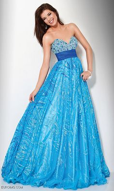 Shop for Jovani prom dresses and ball gowns at PromGirl. Designer prom gowns, elegant evening gowns for galas, and long designer pageant gowns. Prom Dresses Jovani, Prom Dresses 2015, Grad Dresses, Prom Dresses Blue, Pretty Dresses, Beautiful Dresses, Long Dresses, Sparkly Dresses, Dress Prom
