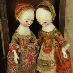 Queen Anne doll by Alena Sinel