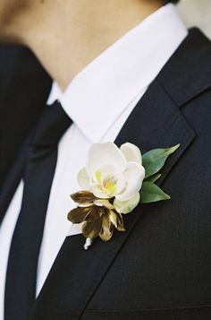 Boutonniere Buttonholes x www.wisteria-avenue.co.uk