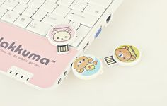 Rilakkuma USB jump drives