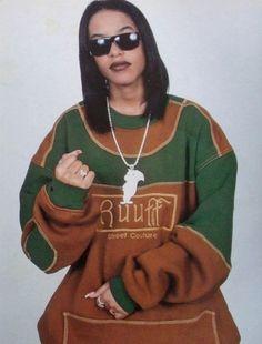 aaliyah tomboy fashion - Google Search