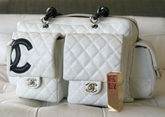 Shop for CHANEL SATCHEL on Shop Hers
