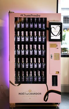 Quick start course on how to start your own vending machine business today. Begin your journey towards becoming a vending boss. Vending Machine Business, Vending Machines, Moët Chandon, Champagne, Vintage Sink, Whiskey Brands, Beer Taps, Experiential, Beauty Bar