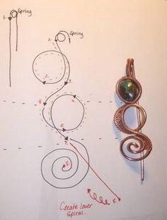 Handmade Wire Jewelry Design Ideas