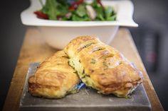 Guldbageren - Butterdejspakker m. kylling