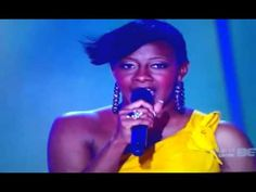 Le'Andria Johnson - Trouble of the World