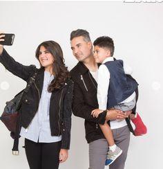 Camila, Emiliano y Mau...los hermosos Islas 😍