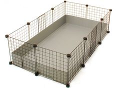 Standard 2x3.5 Grids Guinea Pig Cage