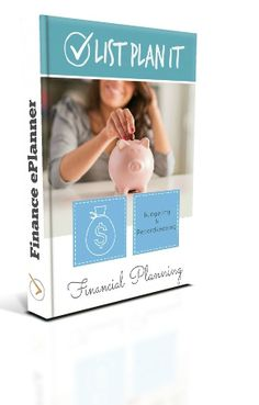 Enter to win a Finance Bundle including a Finance ePlanner, a finance binder, and a Basic Annual Membership to ListPlanIt.com