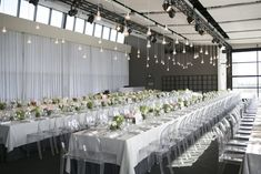 Modern Industrial Rooftop Wedding Reception Decorations. See more at http://blog.myweddingreceptionideas.com/2016/06/modern-industrial-rooftop-wedding.html