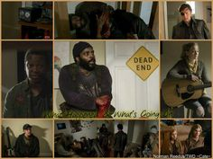 """""""What Happened and What's Going On"""" 