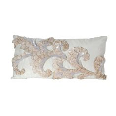 I pinned this Coralie Pillow from the Thro event at Joss and Main!