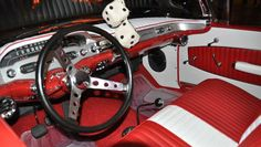 Ray Evernham unveils restored '58 Chevrolet Impala from 'American Graffiti' at SEMA show | NASCAR.com