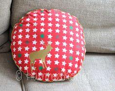 Weihnachtskissen -  http://www.hummelhonig.com