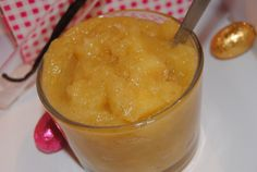Compote de pomme façon Vanille Gourmande