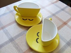 Cute Smiling Cups #design, #cups, #smiles, #bestofpinterest, https://facebook.com/apps/application.php?id=106186096099420