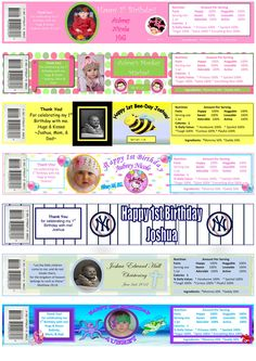 Flower Garden, Fairy Tinkerbelle Silhouette Baby Jar Label by The ...