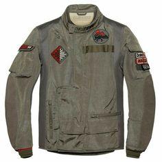 Camp David Cargo Route Herren Jacke Jacket Übergangsjacke Gr