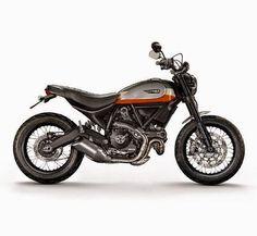 RocketGarage Cafe Racer: Ducati Scrambler Customization
