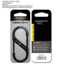 S-Biner - Stainless Steel