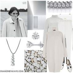 www.diamondwave.com @diamondwave  #diamondwave #diamonds #studearrings #goldearrings #jewelry #jewellery #diamonderrings #jewelrypresent #polyvore #ring #necklace #bestpresent #ootd #styleboard