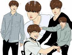 Jungkook || Bts fanart ♡
