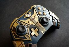 xbox Check out this Elder Scrolls Online custom controller by Devin Smith - Xbox One X (xboxone. Custom Xbox One Controller, Xbox Controller, Online Video Games, Play Game Online, Control Xbox, Manette Xbox One, Consoles, Joystick, Videogames