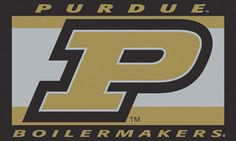 NEW PURDUE UNIVERSITY Boilermakers Jersey Sham NO STRIPES ON FRONT