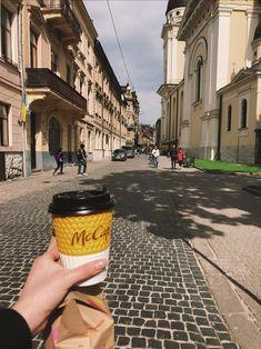 #coffee #city #mcdonalds