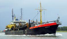 Vanaf de sleepboot Elbe  24 augustus 2015 mee terug wezen varen IJmuiden naar Maassluis  http://koopvaardij.blogspot.nl/2015/08/vanaf-de-sleepboot-elbe.html
