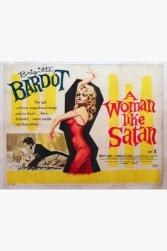 A Woman Like Satan (1958)