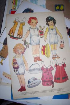 The Dolly's Fashion Parade Penny Ross I think. It looks like them. From Ebay