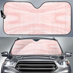 Easy to Use Fits Windshields of Various Sizes Slayer Car Sunshade to Keep Your Vehicle Cool and Damage Free