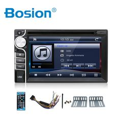 2016 new 2 DIN Car DVD without GPS Player Double Radio Stereo In Dash MP3 Head Unit CD parking 2DIN HD TV Radio Video Audio