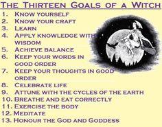Not commandments, but good goals.