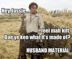 Hey Lassie - Jamie Fraser